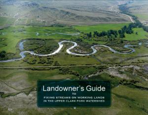 landowners guide upper clark fork