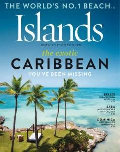 Brianna Randall - freelance travel writer for Islands Magazine