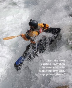 brianna randall write about new rivers sports in our forests
