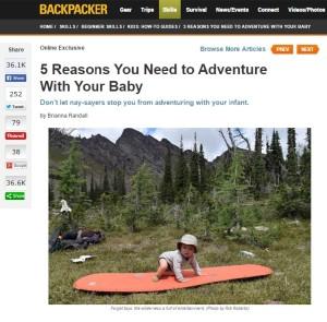 Backpacker Magazine - Brianna Randall - Aug2015