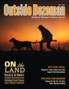 Brianna Randall - Saving Sage Grouse in Montana