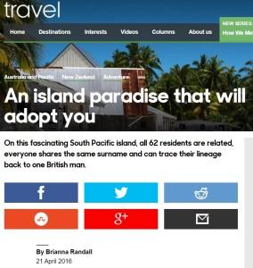 BBC brianna randall travel writer